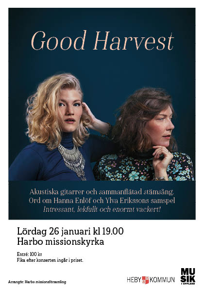 Konsert med Good Harvest